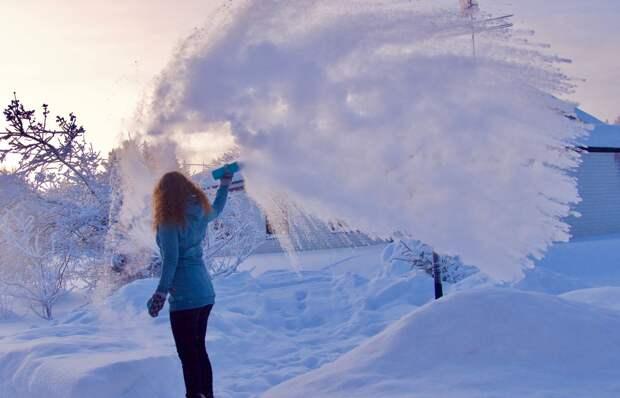 До -22 градусов ожидается в Удмуртии во вторник