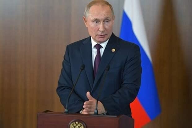 Путин назвал положительные стороны санкций против РФ