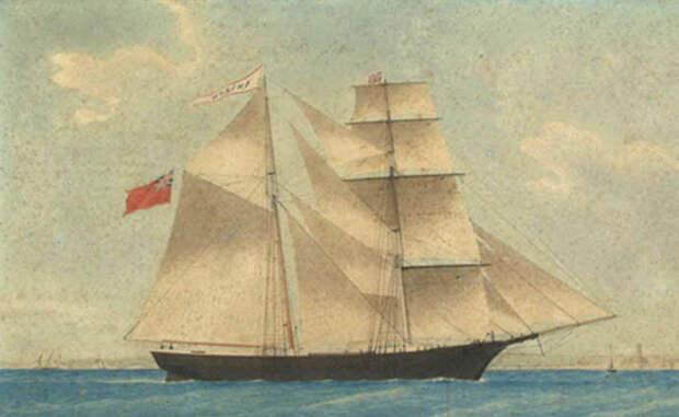 Корабли-призраки: истории о судах, которые до сих пор рассказывают моряки