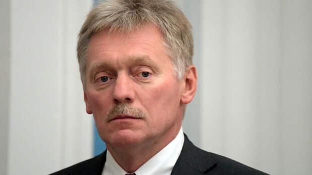 """В Кремле заявили, что Россия будет """"отвечать мудро"""" в случае введения новых санкций США"""