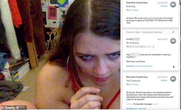 Чихала на приличия: девушка продает фетишистам видео, на которых… сексуально чихает