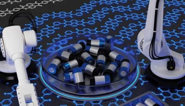 Ученые Сколтеха получили новый органический материал для повышения скорости заряда аккумуляторов