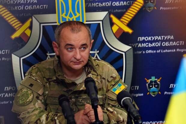 Главный военный прокурор Украины назвал причину своего побега из страны