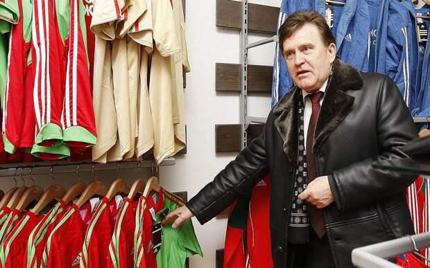 Наумов: «Иосифов не гонится за деньгами, он хочет сделать карьеру»