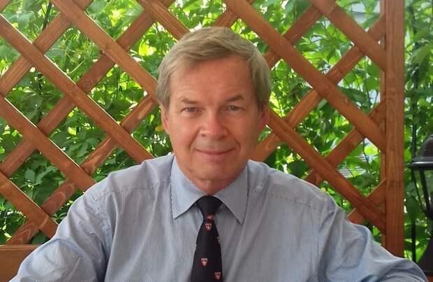 профессор А. А. Клесов