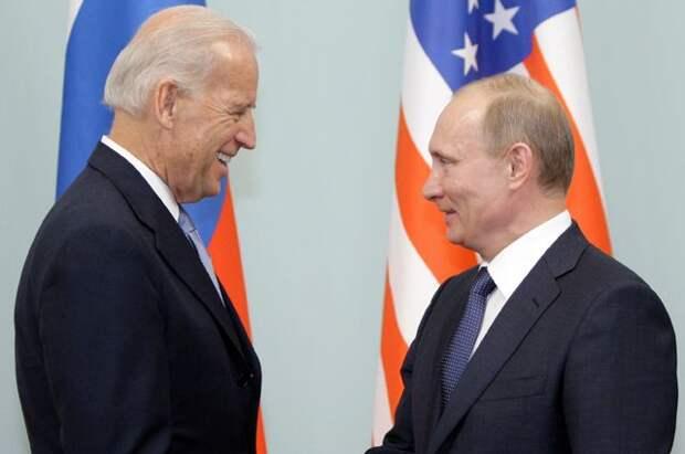 Дилемма для России. Встретятся ли Путин и Байден после новых санкций?