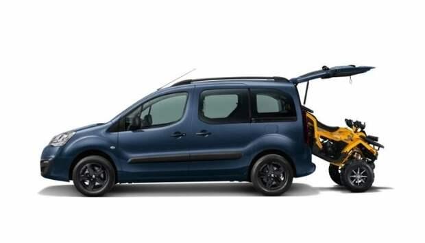 Французский «пирожковоз» Peugeot Partner в нашем исполнении: какой он