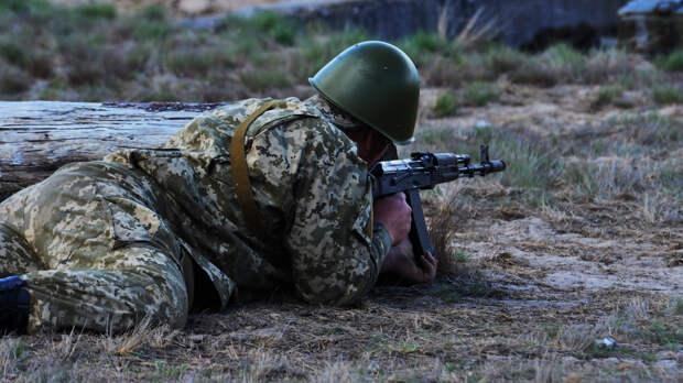 Украинская ДРГ расстреляла военнослужащих на наблюдательном посту НМ ЛНР