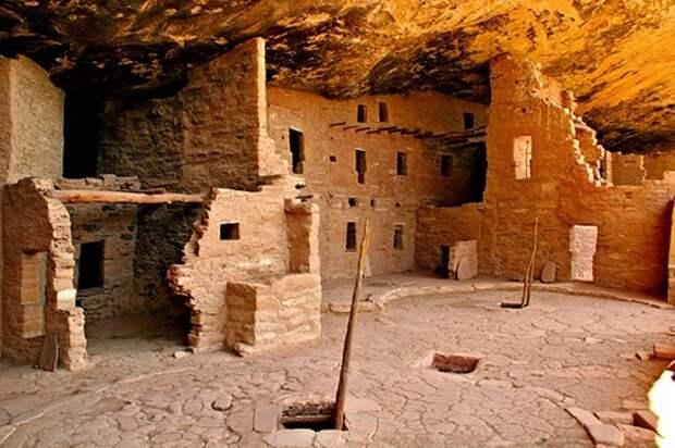Назад в будущее: знаменитые пещерные города