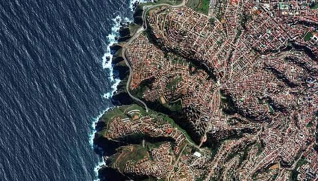 Спутниковые снимки, которые показывают, как сильно мы изменили планету