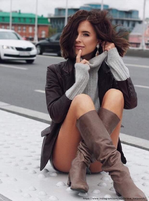 Мирослава Карпович рассказала, как поддерживает свою красоту
