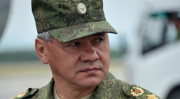 «Силы переброшены в районы сосредоточения». Шойгу проверяет боеготовность в Крыму