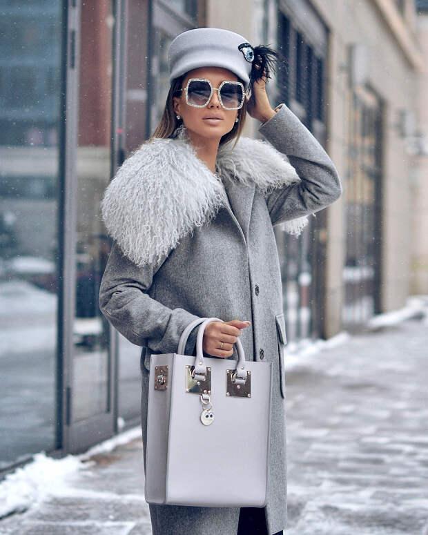 Модные пальто осень-зима 2018-2019 фото 10