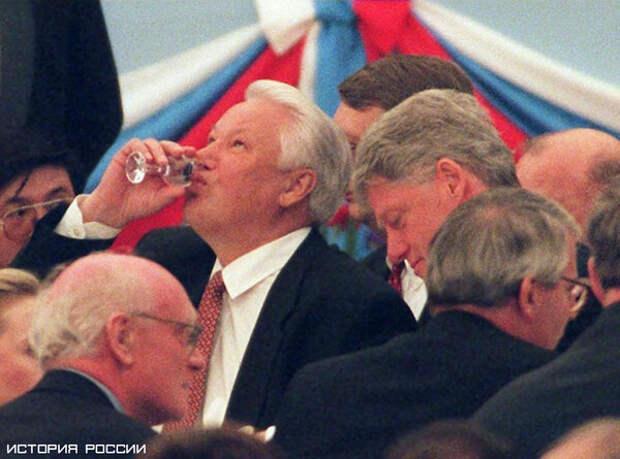 Почему Ельцину так и не объявили импичмент
