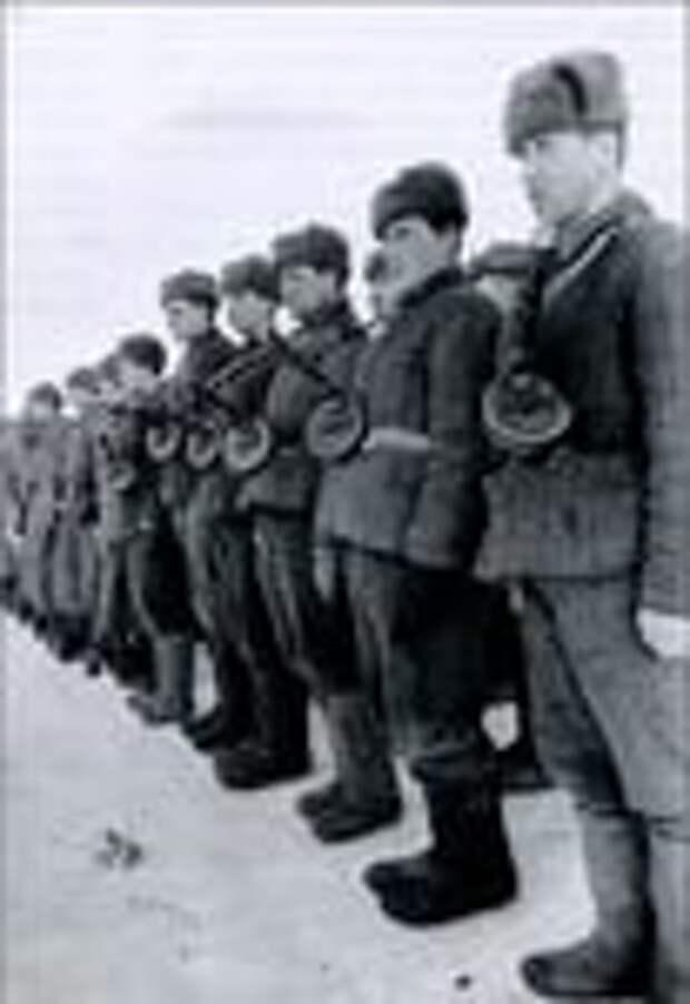 5 мощных фактов о солдатском ватнике из СССР
