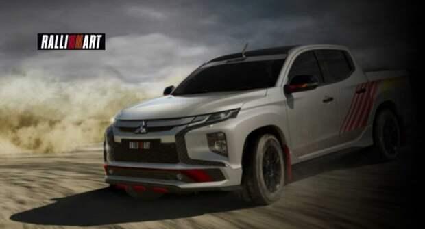 Компания Mitsubishi возрождает бренд Ralliart в Японии