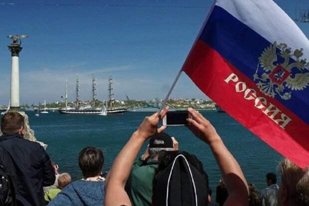Влажные мечты о депортации русских из Крыма вице-премьера Украины