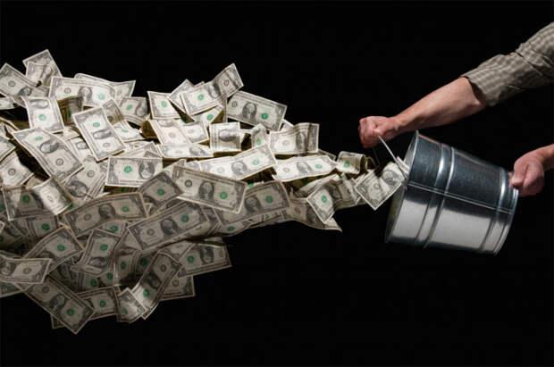 Деньги есть. Для Америки... Потанин предлагает финансировать США