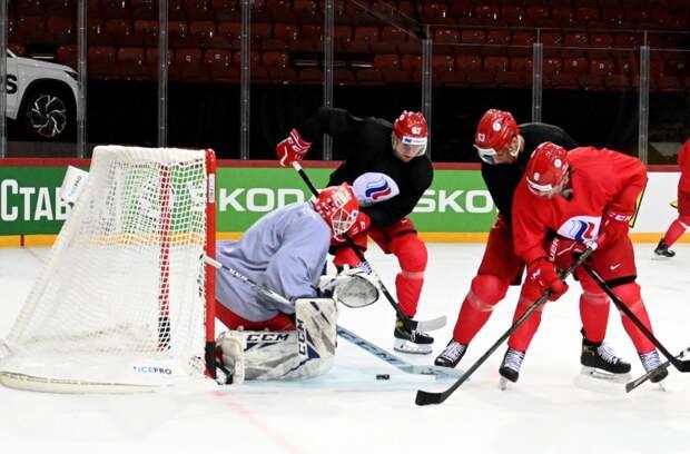 Россия опробовала лед, Италия ищет замену всей сборной, шведы никого не ждут. Дайджест ЧМ-2021