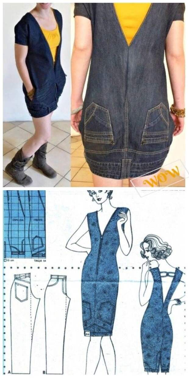 http://www.wowthumbsup.com/ways-alter-old-jeans/
