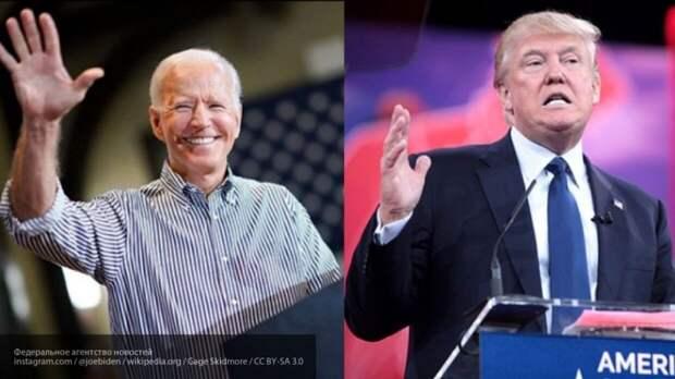 Трамп назвал Байдена худшим в истории кандидатом в президенты от демократов
