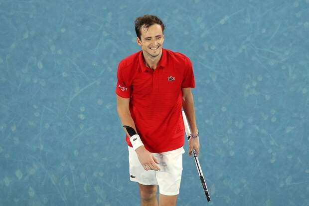 Медведев возглавил чемпионскую гонку ATP на старте сезона