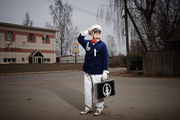 Вятский модник: как 72-летний пенсионер своими нарядами дает фору молодым, фото № 8