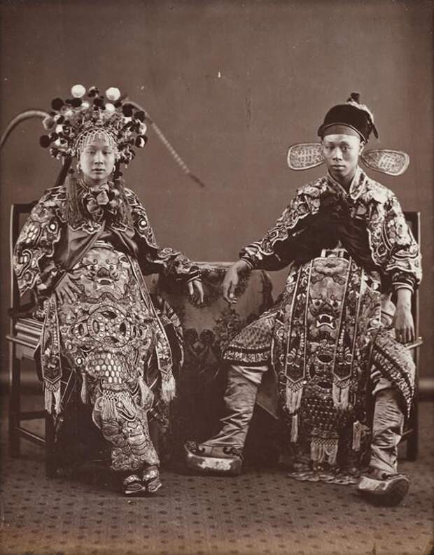 Редчайшие кадры Китая времён династии Цин: природа, люди, города безвозвратно ушедшей эпохи 69