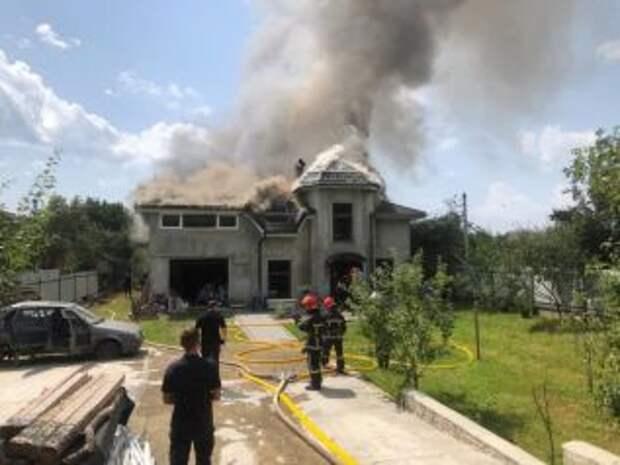 В результате авиакатастрофы в Ивано-Франковской области погибли люди