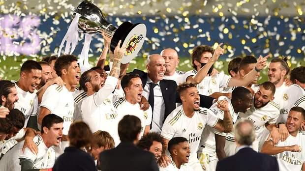 «Реал» — чемпион Испании! Рамос и Бензема исполнили пенальти в стиле Месси и Суареса