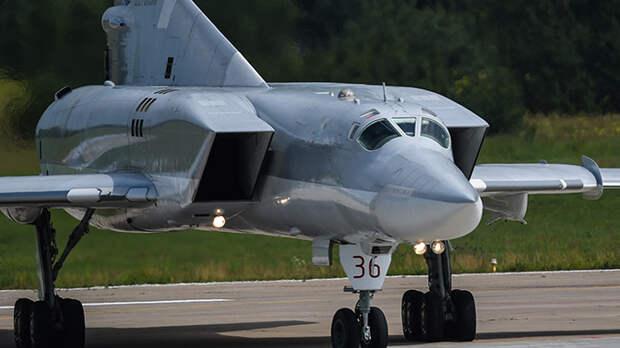 Для чего на самом деле Россия разместила Ту-22М3 в Сирии.