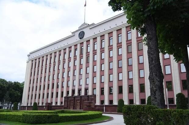 Минск направил ноту президенту МФХ из-за инцидента с госфлагом в Риге