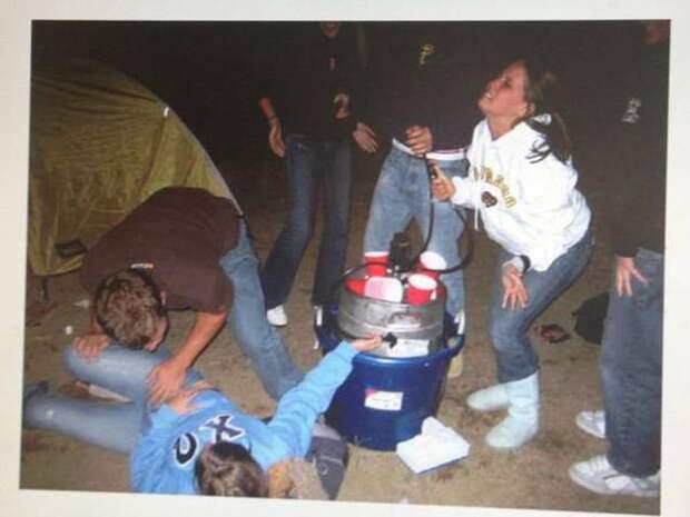 Пьяный угар (15 фото)