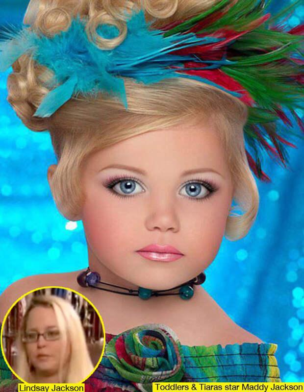 Автозагар, диеты, ботокс, эпиляция: будни маленьких королев красоты