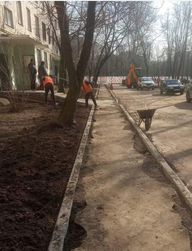 В Лосинке отремонтируют дороги по десяти адресам