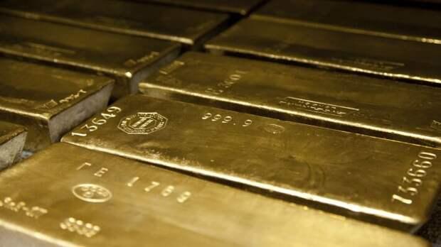 Российское золото частично покроет дефицит на мировом рынке