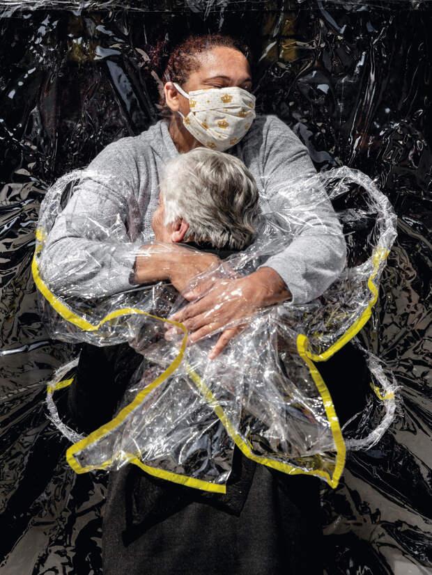 Лучшие фото присланные на конкурс World Press Photo2021