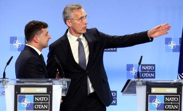 Вечный путь Украины в НАТО