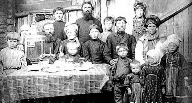 Самые старые мамы России
