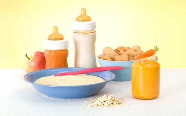 В Госдуме обсуждают открытие производств по выпуску специализированного детского питания в регионах РФ