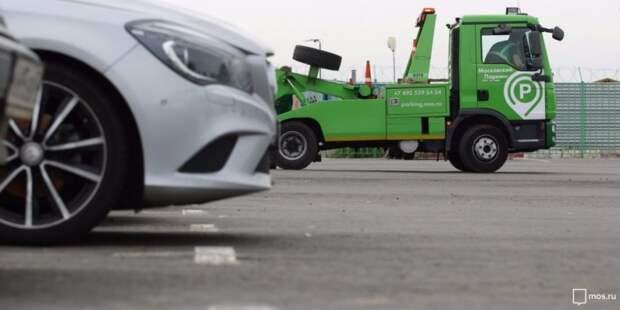 Ленинградка снова вошла в список лидирующих улиц города, где чаще всего нарушают правила парковки