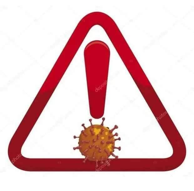 Предупреждающие таблички по коронавирусу. Подборкаchert-poberi-tablichki-koronavirus-35400614122020-14 картинка chert-poberi-tablichki-koronavirus-35400614122020-14