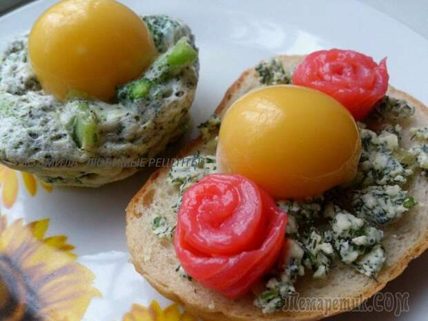 Молекулярная кухня - экспериментируем с яйцами