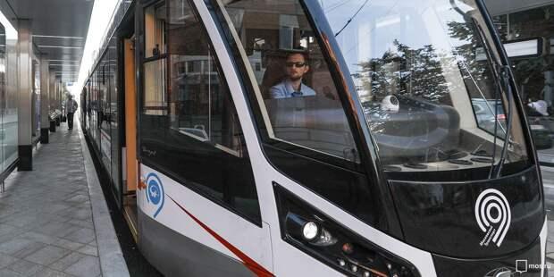 В Бабушкинском капитально отремонтируют трамвайные пути