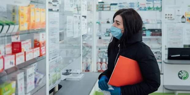 Около 4 млн услуг оказали москвичам соцработники за период пандемии Фото: mos.ru