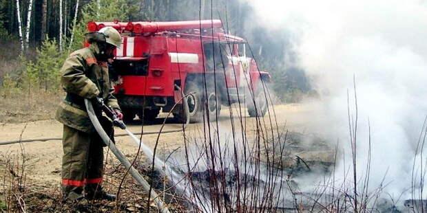 Три человека погибли при пожаре в частном доме