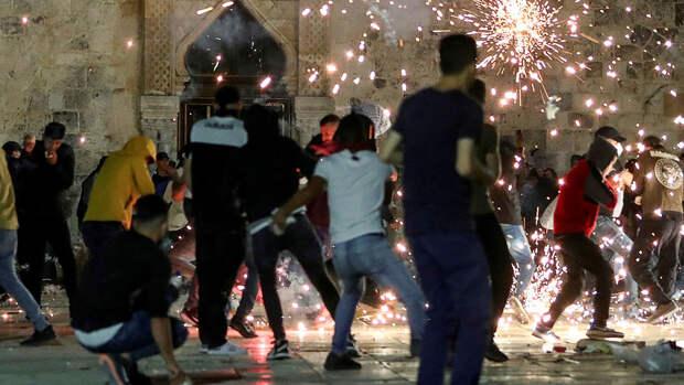 Число пострадавших в ходе беспорядков у мечети в Иерусалиме выросло до 205