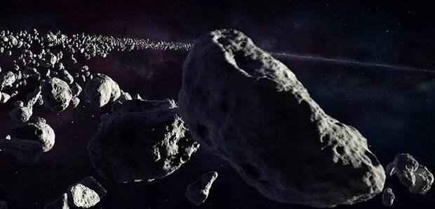 Ученые не могут объяснить огромное количество астероидов, сблизившихся в этом году с Землей