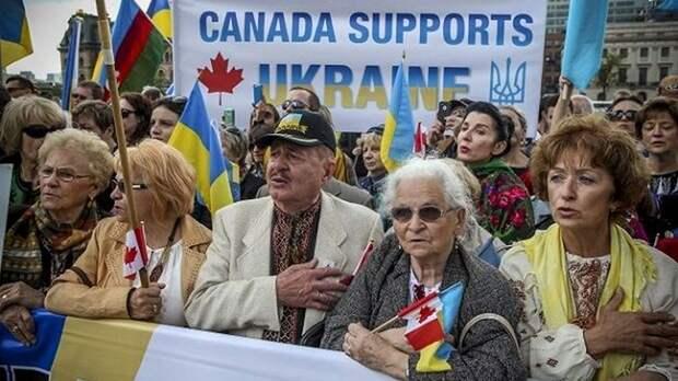 Немного про украинскую диаспору