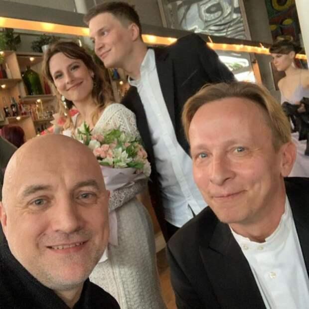 Старшая дочь Охлобыстина вышла замуж
